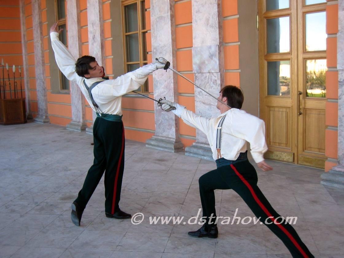 болонская школа фехтования